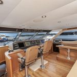 Quest is a Nordlund 88 Yachtfisher Yacht For Sale in San Diego-14
