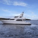 Quest is a Nordlund 88 Yachtfisher Yacht For Sale in San Diego-2