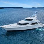 Quest is a Nordlund 88 Yachtfisher Yacht For Sale in San Diego-0