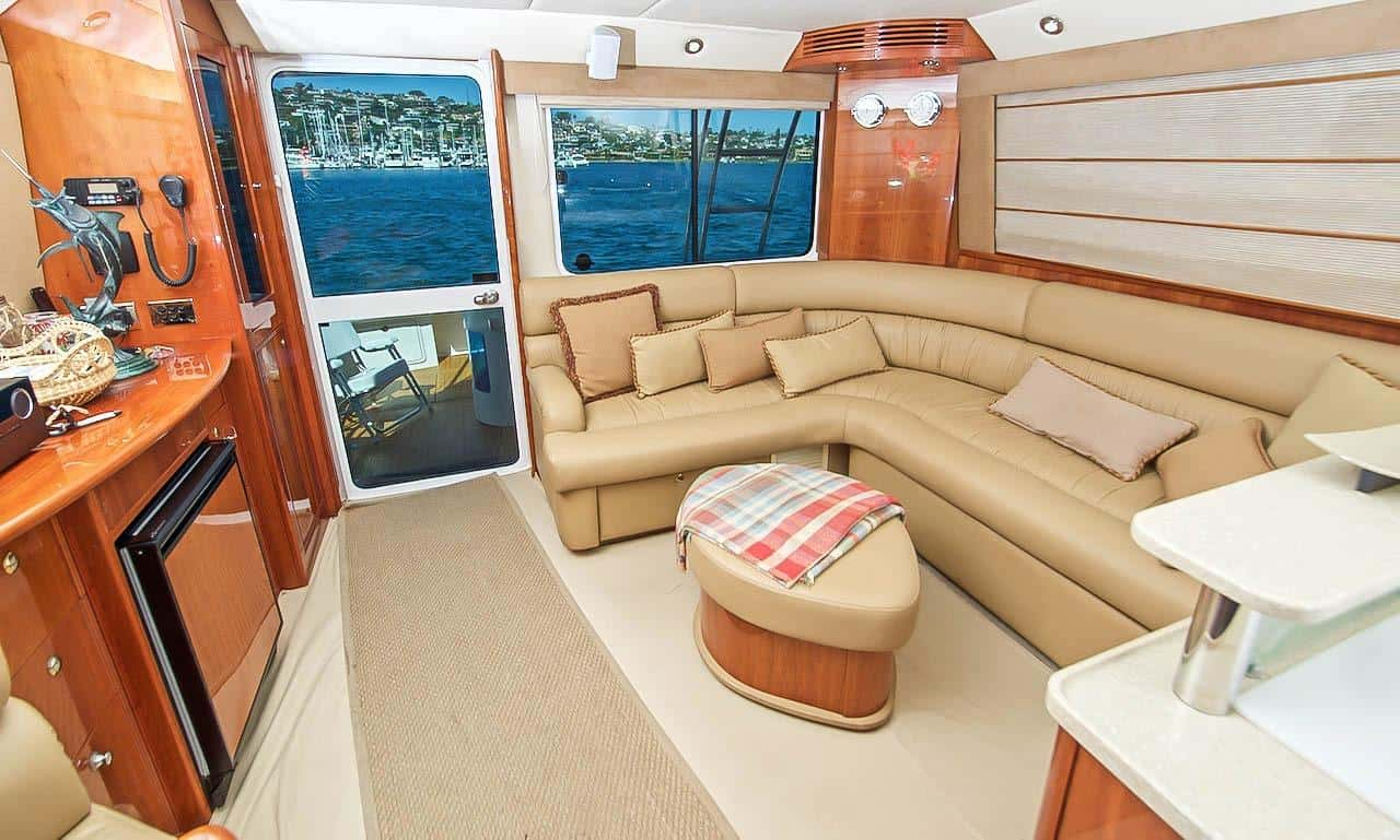 HIGH BID is a Riviera G2 Flybridge Yacht For Sale in San Diego-0