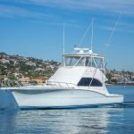 is a Jersey Cape 44 Sport Yacht Yacht For Sale in San Diego-53