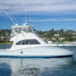 is a Jersey Cape 44 Sport Yacht Yacht For Sale in San Diego-48