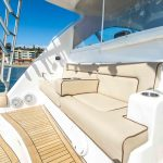JUSTIFIED is a Hatteras 45 Express Sportfish Yacht For Sale in San Diego-9