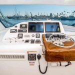 JUSTIFIED is a Hatteras 45 Express Sportfish Yacht For Sale in San Diego-13