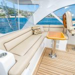 JUSTIFIED is a Hatteras 45 Express Sportfish Yacht For Sale in San Diego-15