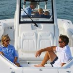is a Regulator 31 Yacht For Sale in San Diego-4