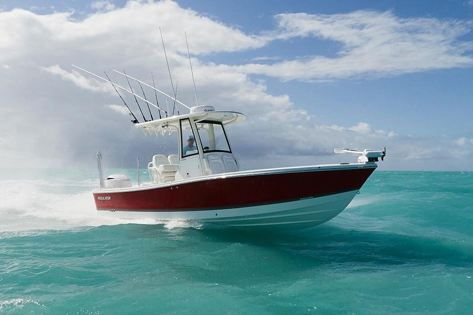 is a Regulator 26XO Yacht For Sale in San Diego-0