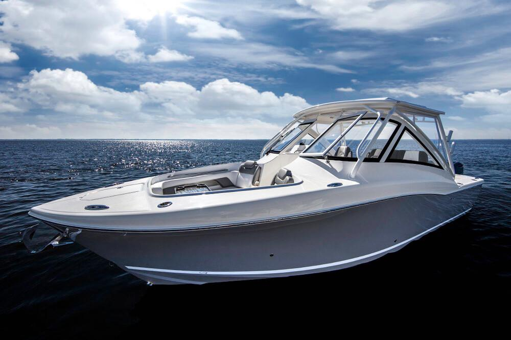 is a Albemarle 31 Dual Console Yacht For Sale in San Diego-0