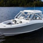 is a Albemarle 31 Dual Console Yacht For Sale in San Diego-1