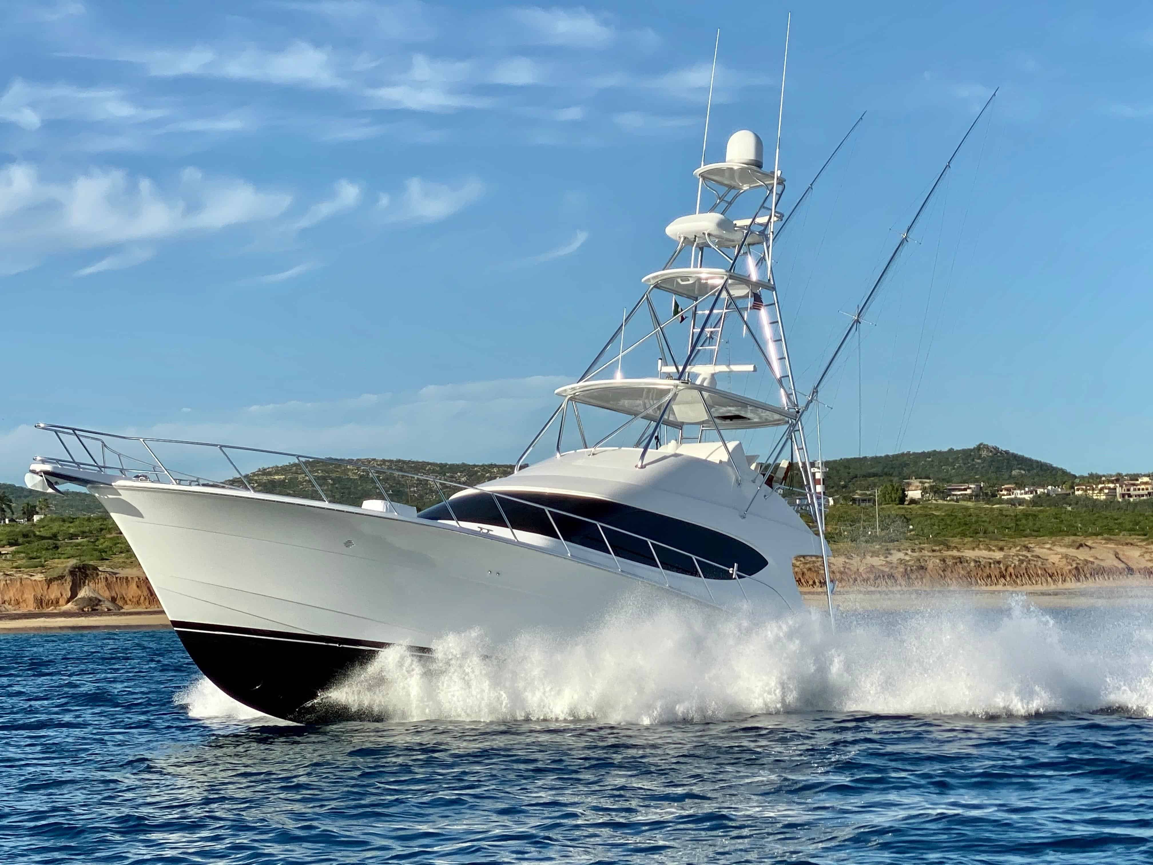 BURRO is a Hatteras GT54 Yacht For Sale in San Jose Del Cabo-0