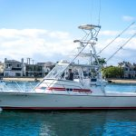 is a Crystaliner 33 Express Yacht For Sale in Newport Beach-3