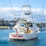 is a Crystaliner 33 Express Yacht For Sale in Newport Beach-4