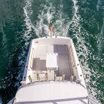 is a Crystaliner 33 Express Yacht For Sale in Newport Beach-7