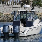 is a Pursuit 3070 Offshore Yacht For Sale in San Diego-4