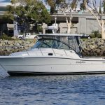 is a Pursuit 3070 Offshore Yacht For Sale in San Diego-3