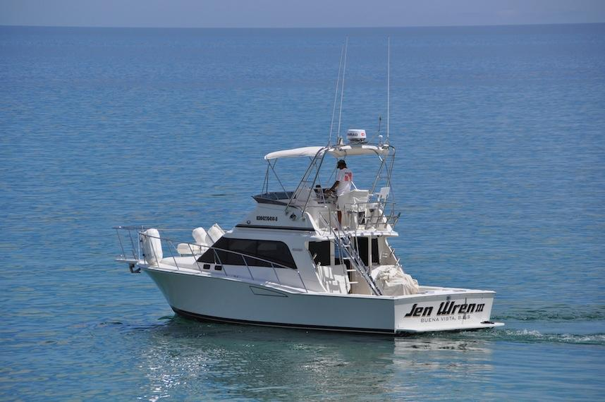 is a Cabo 35 Flybridge Sportfisher Yacht For Sale in San Diego-0