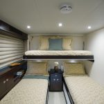 Hatteras 105 Raised Pilothouse Guest Stateroom