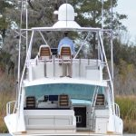 Hatteras GT45 Express Flybridge Aft