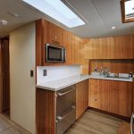 Hatteras GT45 Express Full Galley