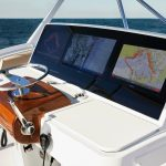 Hatteras GT59 Flybridge Screens