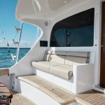 Hatteras GT59 Seating
