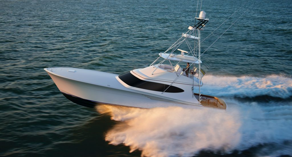 New Hatteras GT65 Carolina