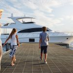 Hatteras M60 Family Lifestyle