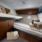 Hatteras M60 Guest Stateroom