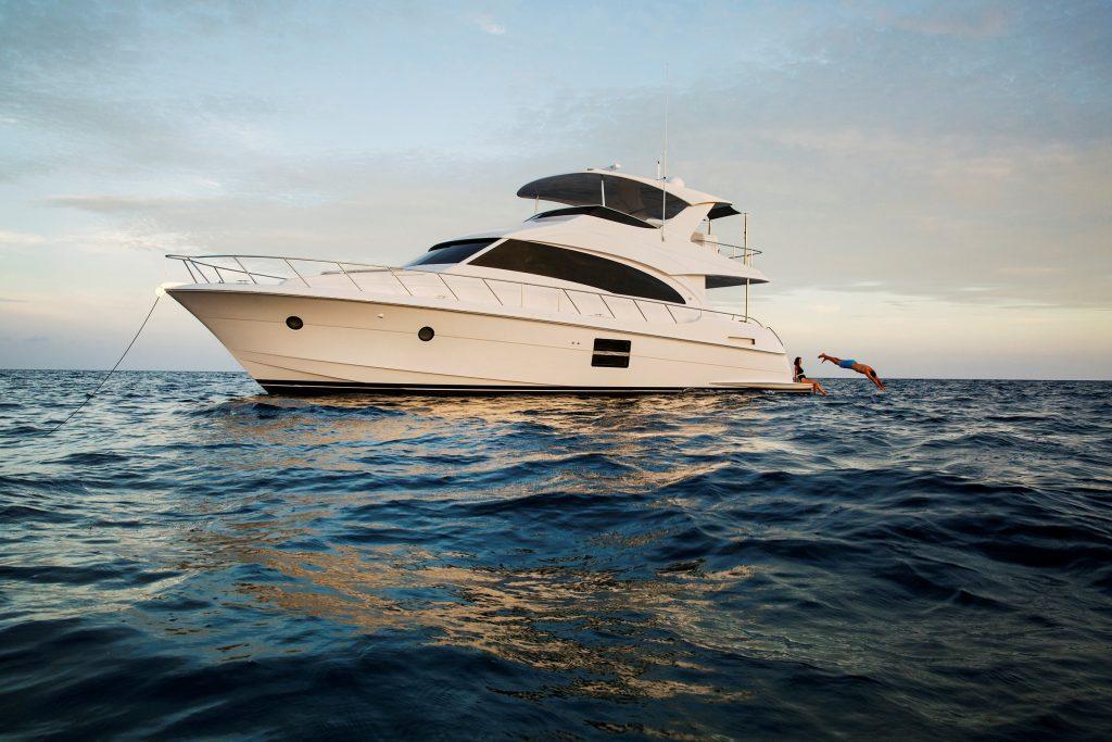 New Hatteras M60 Motor Yacht