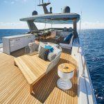 Hatteras M90 Panacera Top Deck Full