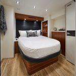 Hatteras M90 Panacera VIP Stateroom