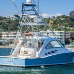 JUSTIFIED is a Hatteras 45 Express Sportfish Yacht For Sale in San Diego-29