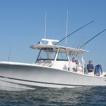 is a Regulator 41 Yacht For Sale in San Diego-35