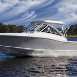 is a Albemarle 31 Dual Console Yacht For Sale in San Diego-17