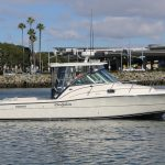 is a Pursuit 3070 Offshore Yacht For Sale in San Diego-24