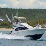 is a Cabo 35 Flybridge Sportfisher Yacht For Sale in San Diego-11