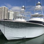 Hatteras GT65 Carolina Bow