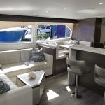 Hatteras GT65 Carolina Galley Port