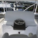 Hatteras GT65 Carolina Helm Forward