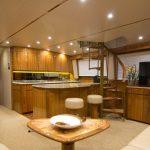Viking 62 Enclosed Bridge Full Salon
