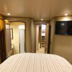 Viking 62 Enclosed Bridge Room