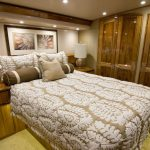 Viking 62 Enclosed Bridge Master Room