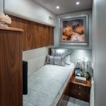Viking 58 Convertible Guest Room