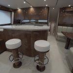 Viking 62 Convertible Salon Bar