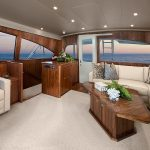 Viking 92 Enclosed Bridge Bridge Deck
