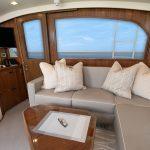 Viking 68 Enclosed Bridge Lounge