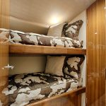 Viking 52 Convertible Guest Room