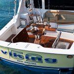 Viking Yachts 52 Convertible Stern