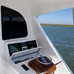 Viking 92 Enclosed Bridge Console