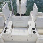 Regulator 26XO flush folding seats
